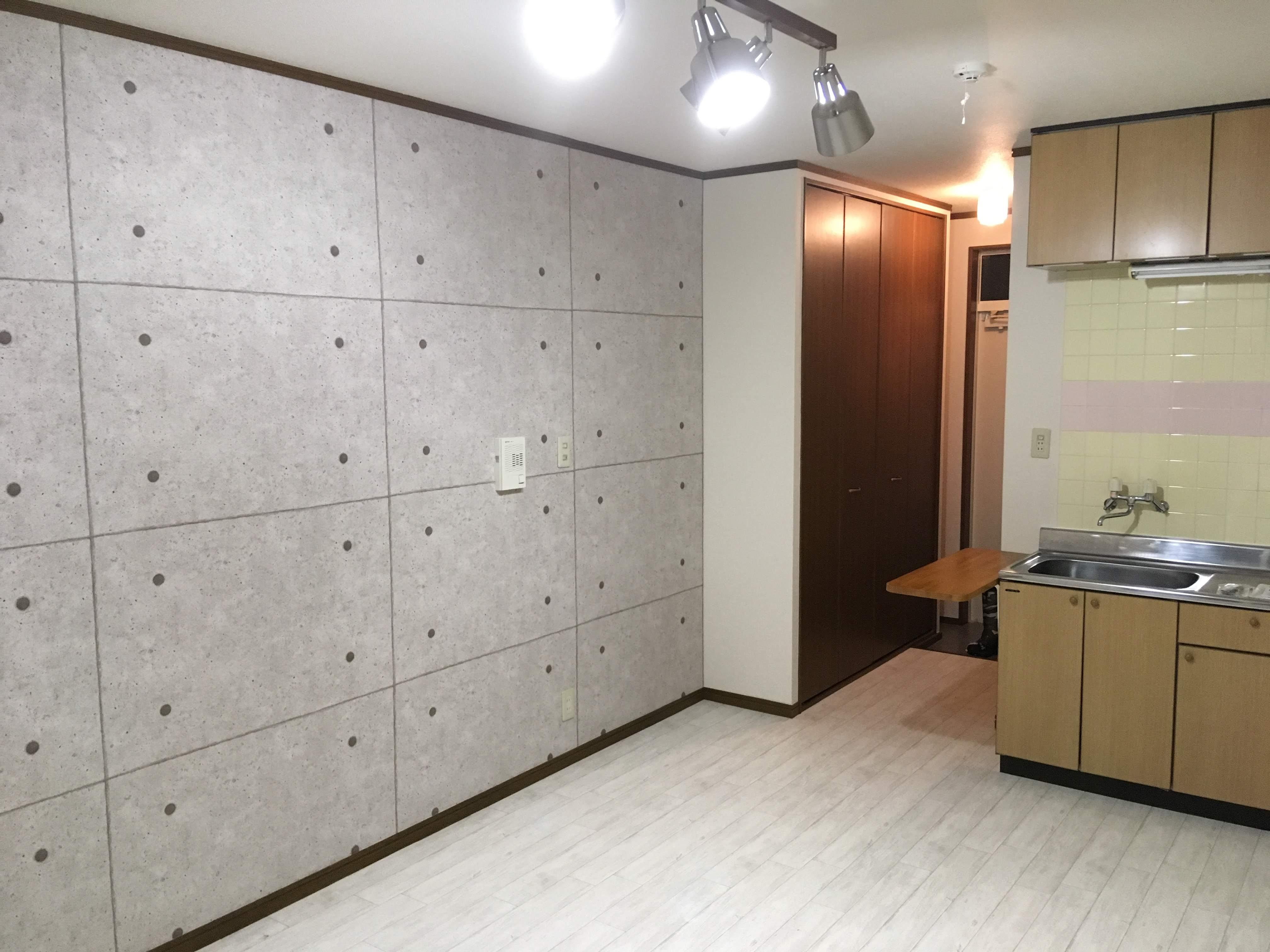アパートの内装リフォーム │ 仙台市H・M様